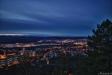 Blick über Jena-Lobeda & Winzerla