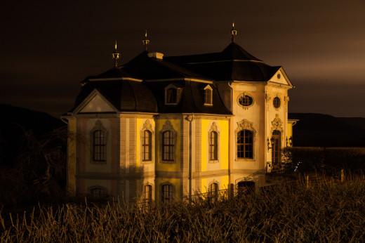 Dornburger Schloss nähe Jena