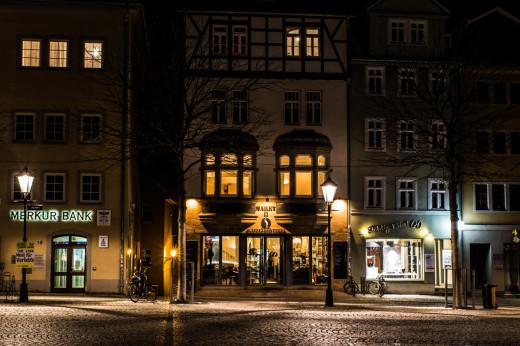Markt 11 ein Café in der Jenaer Innenstadt